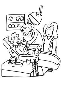 de-malvorlagen-ausmalbilder-foto-beim-zahnarzt-p6482