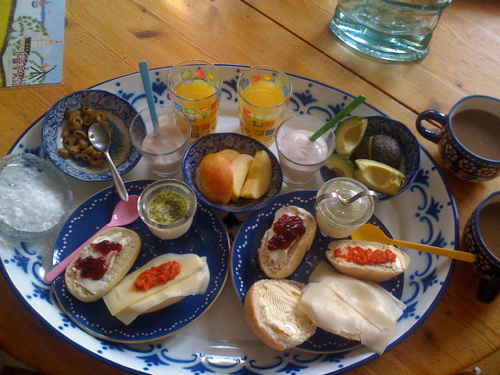 Beeindruckend Guten Morgen Frühstück Sammlung Von Gefällt Mir: